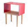 Tòca Side Table 275 Red