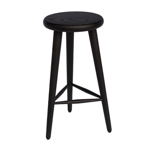 Sèti 650 Bar Stool - Black