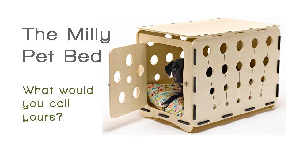 Milly Pet Bed intro