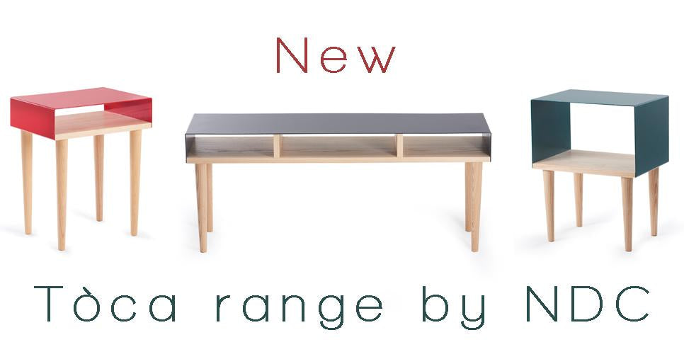 Tòca range of tables by NDC