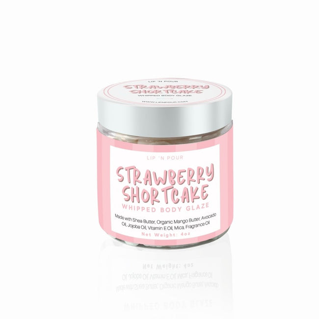 Strawberry Shortcake - Body Glaze