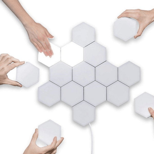 Honeycomb Touch Lights