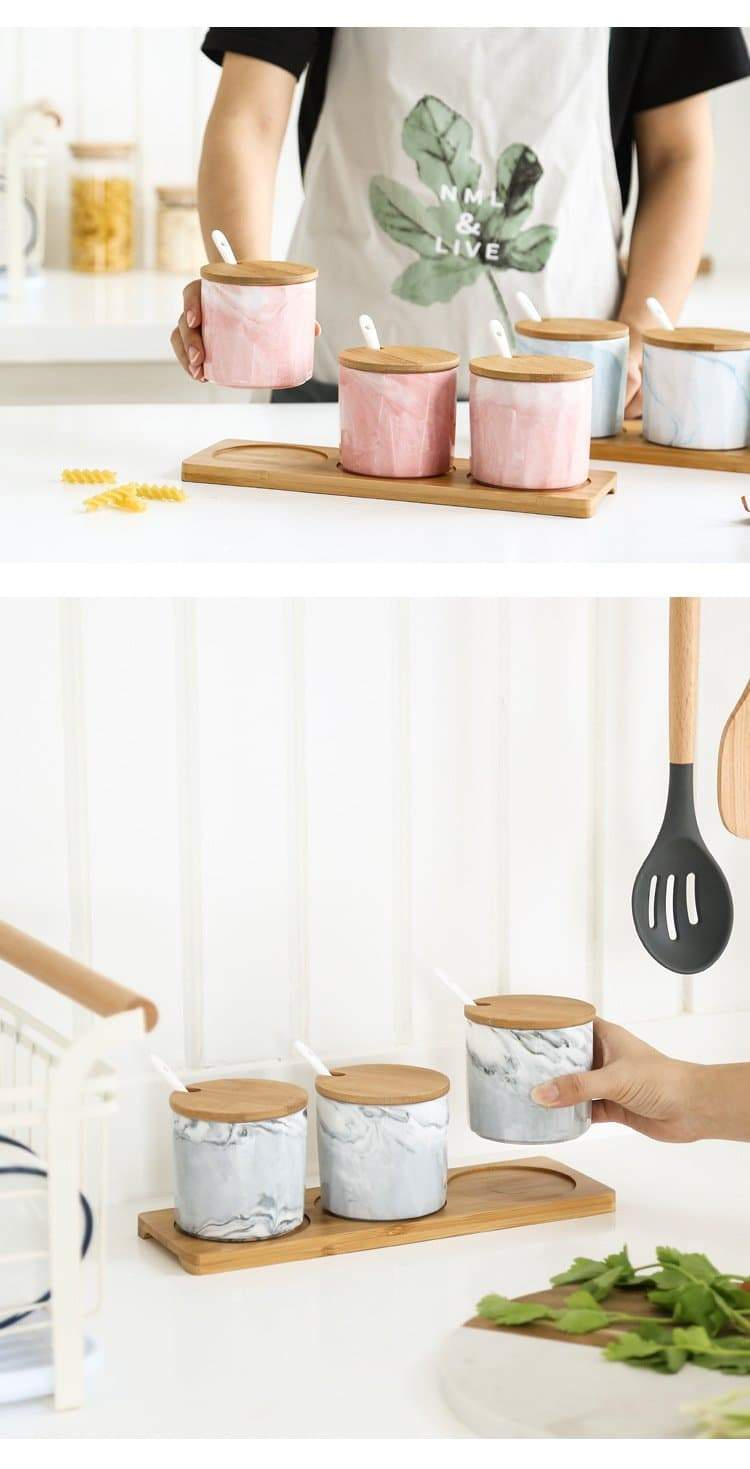 Simplicity Style Kitchen Set