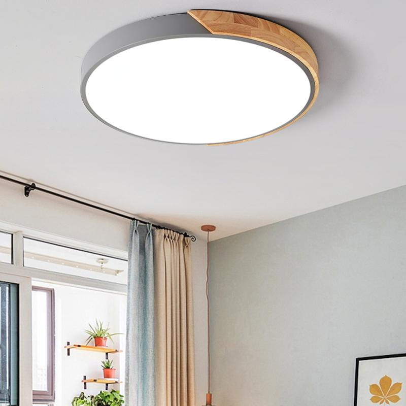 Round Ceiling Direct Light