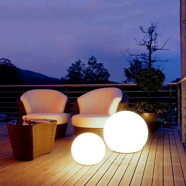 Modern Floor Lamp Ball