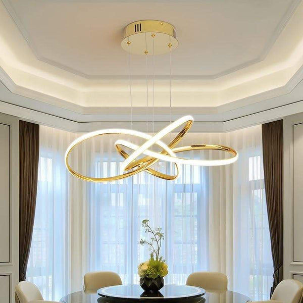 Vortex Pendant Light