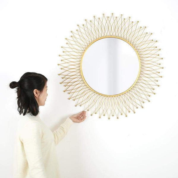 American Style Wall Mirror