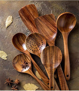 Vecture wooden cutlery set