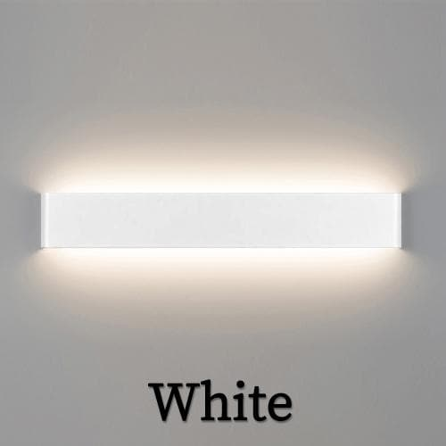 Rectangular Wall Lamp