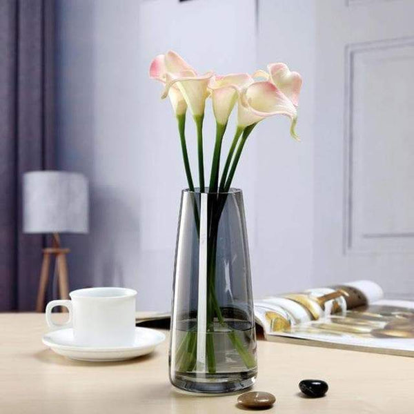 Timeless Glass Vase