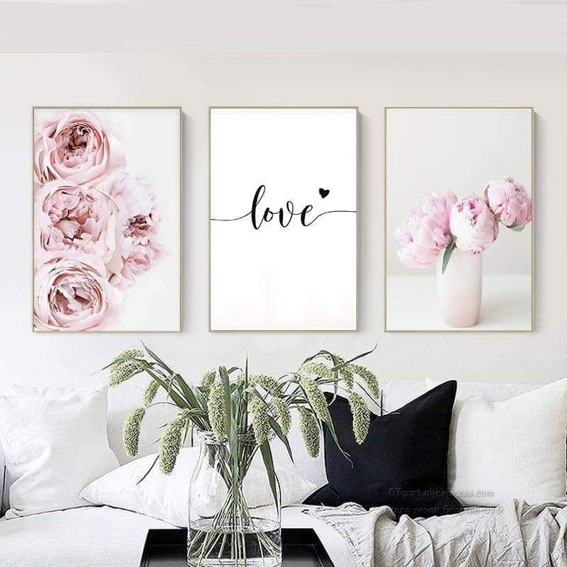 Clean Love Canvas