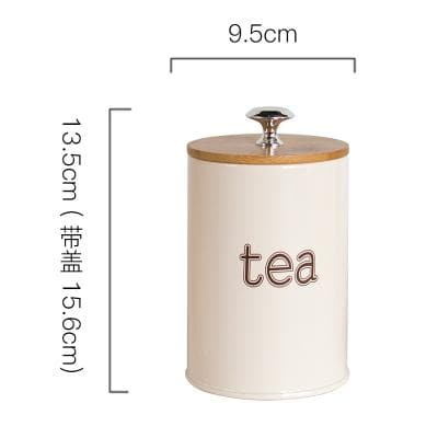 Tea & Coffee Container