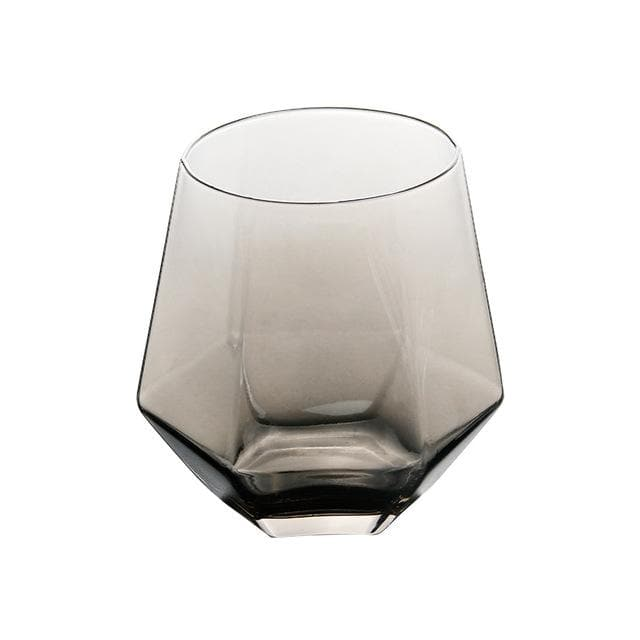 Geometry Whiskey Glass