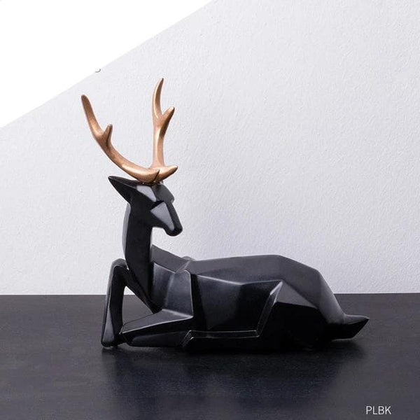 Deer Sculptures 2