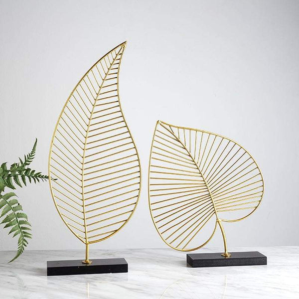 Leaf Sculpture