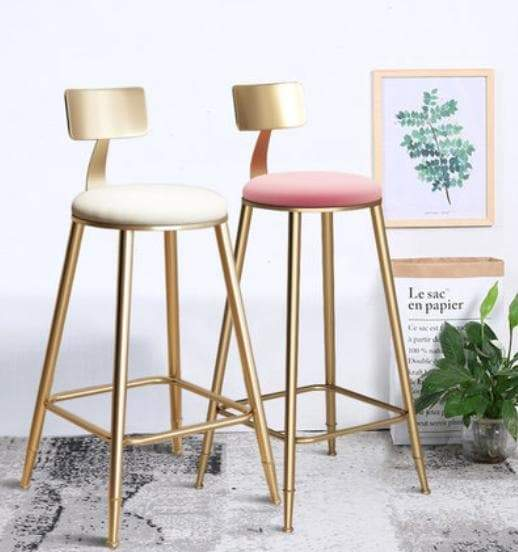 Bar Stool Metal Classic
