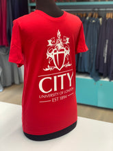 Load image into Gallery viewer, City Crest Fairtrade T-Shirt