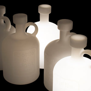 Bottle of Light Eero Aarnio