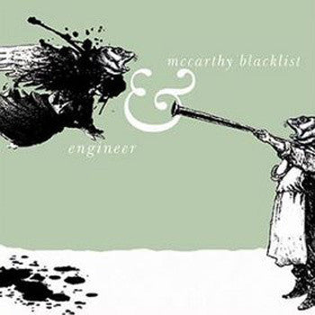 Engineer & Mccarthy Blacklist 'Split' 7""