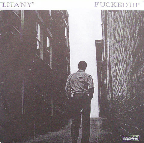 Fucked Up 'Litany' 7""