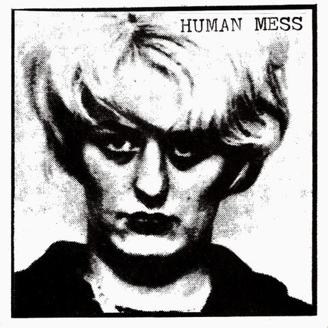 Human Mess 'Uncaged Animal' 7""