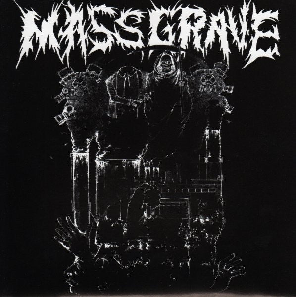In Disgust & Massgrave 'Split' 7""