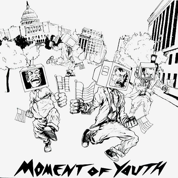 Moment Of Youth 'Moment Of Youth' 7""