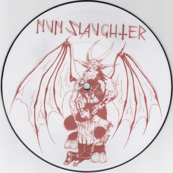 Nunslaughter & Bloodsick 'Split' 7""