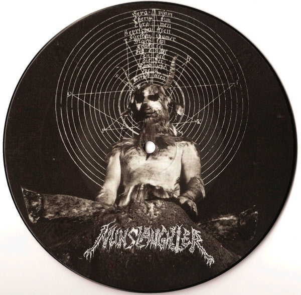 Nunslaughter & Dr. Shrinker 'Split' 7""