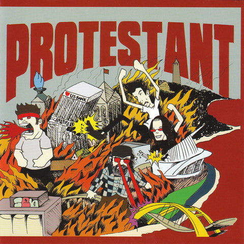 Get Rad & Protestant 'Split' 7""