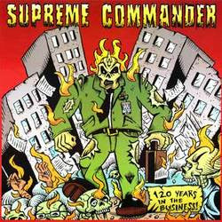 Supreme Commander '120 Years In The Business!' 7""