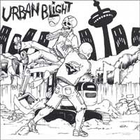Urban Blight 'Urban Blight' 7""
