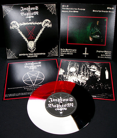 Impious Baptism 'Path of the Inverted Trinity' 7""