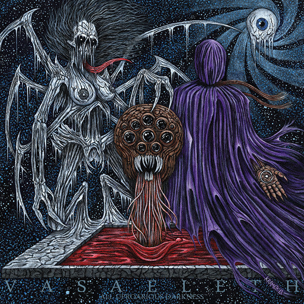 Vasaeleth 'All Uproarious Darkness' LP