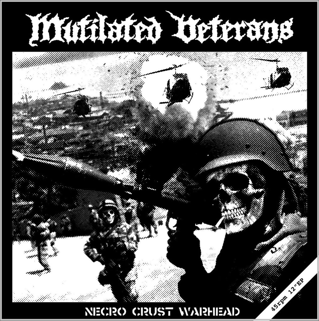Mutilated Veterans 'Necro Crust Warhead' MLP