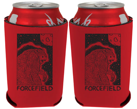 Forcefield yetti coozie