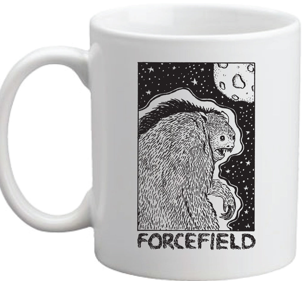 Forcefield Coffee Mug