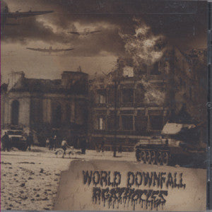 World Downfall / Agathocles - split CD