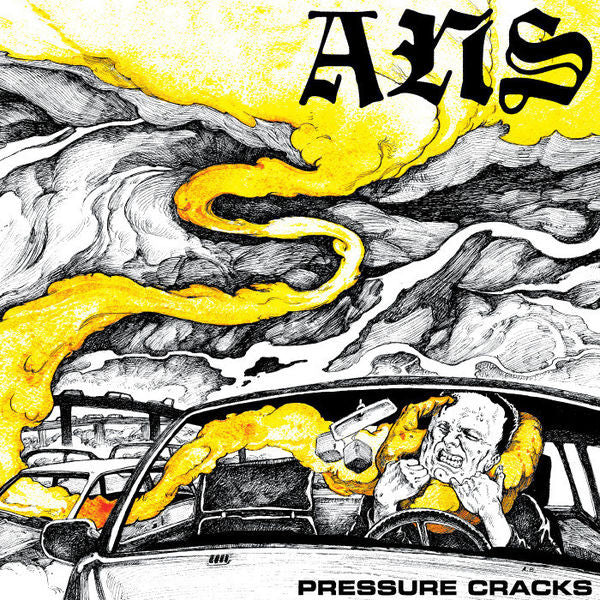 A.N.S. 'Pressure Cracks' CD