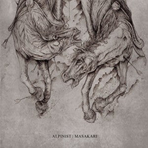 "Alpinist / Masakari - Split 12"" LP"