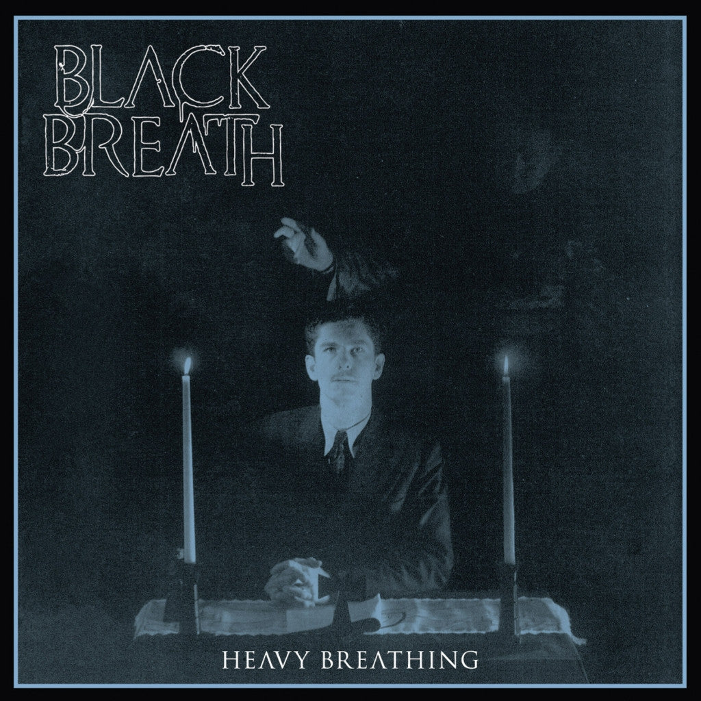 "Black Breath 'Heavy Breathing' 12"" LP"