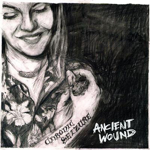 "Chronic Seizure 'Ancient Wound' 12"" LP"