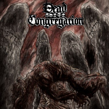 Dead Congregation 'Graves of the Archangels'