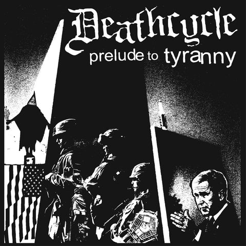 "Deathcycle 'Prelude to Tyranny' 12"" LP"