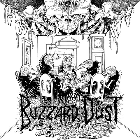 Buzzard Dust 's/t' LP