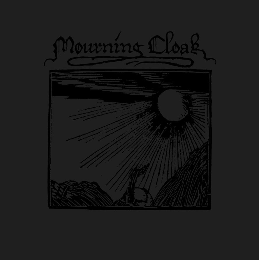 "Mourning Cloak 'No Visible Light' 12"" LP"