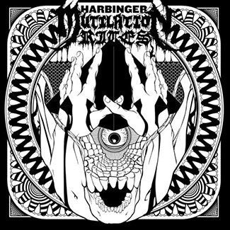 "Mutilation Rites 'Harbinger' 12"" LP"