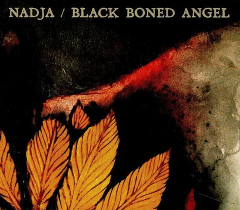 Nadja / Black Boned Angel - Split CD