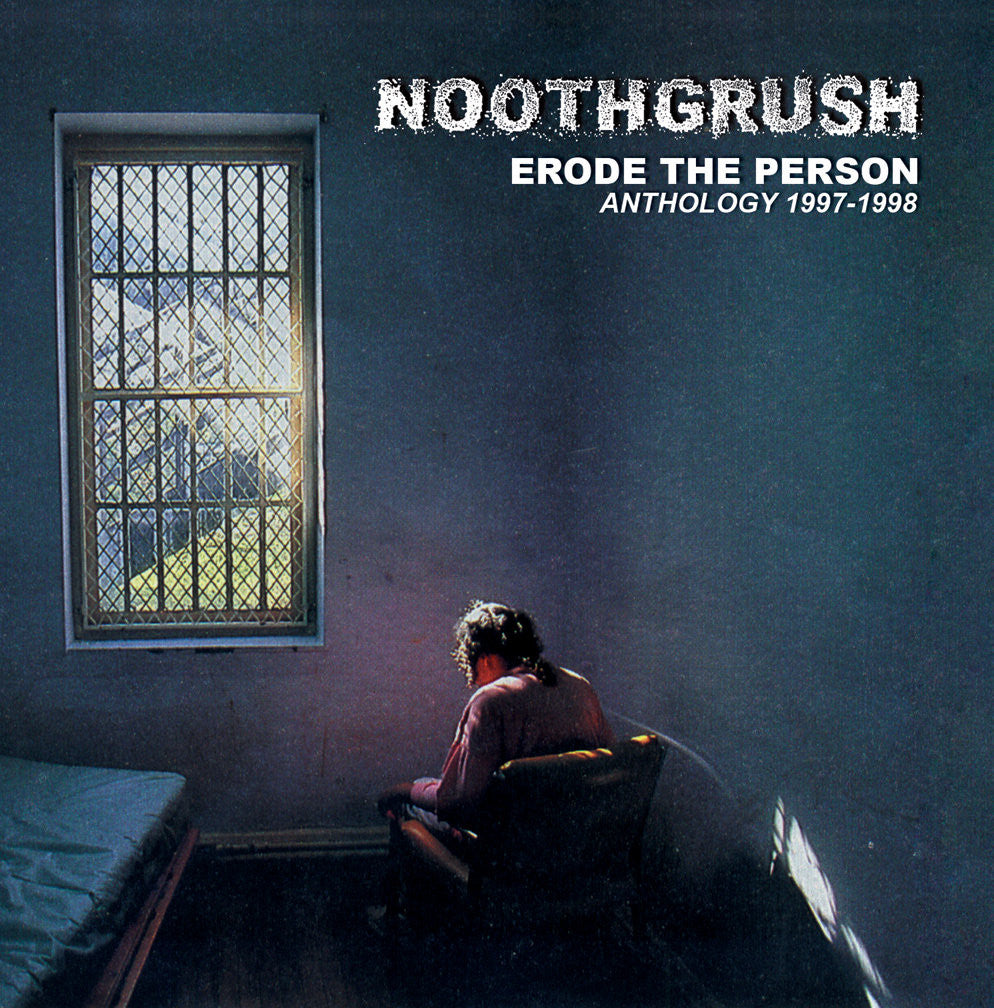 Noothgrush 'Erode The Person' (Anthology 1997-1998) CD *import*