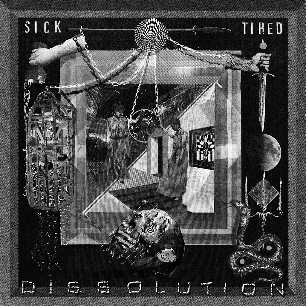 "Sick/Tired 'Dissolution' 12"" LP"